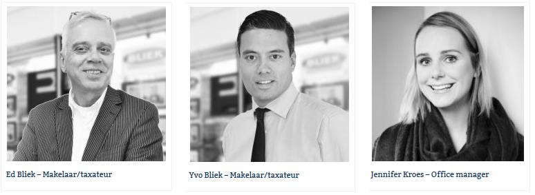 Bliek Makelaars - Team Bliek Makelaars